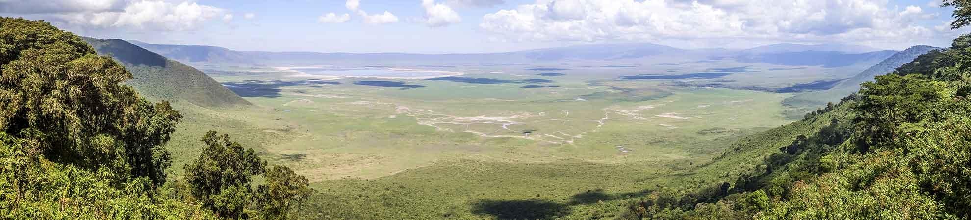 Voyage Cratère du Ngorongoro