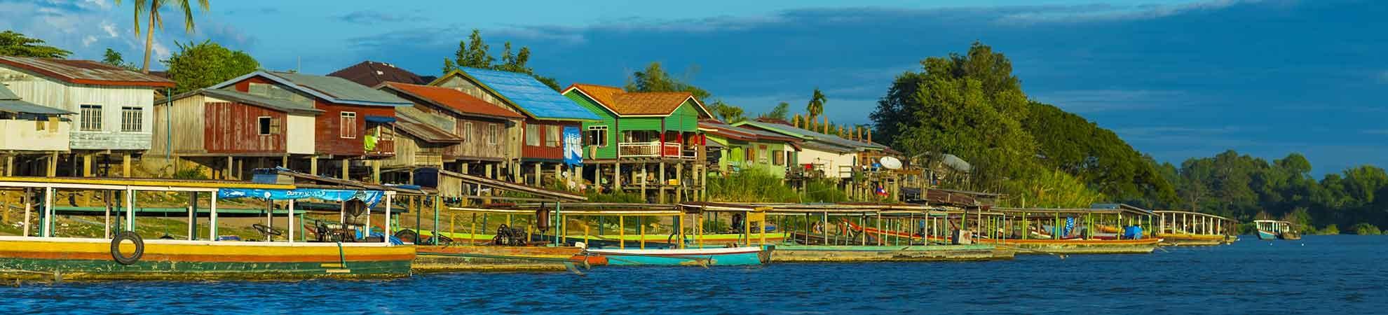 Voyage Ile de Khong