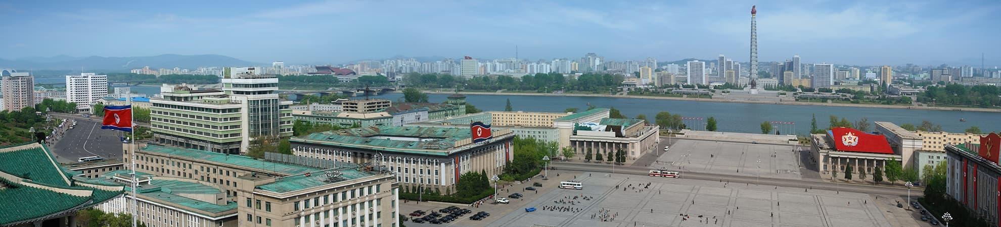Tous nos voyages Corée du nord