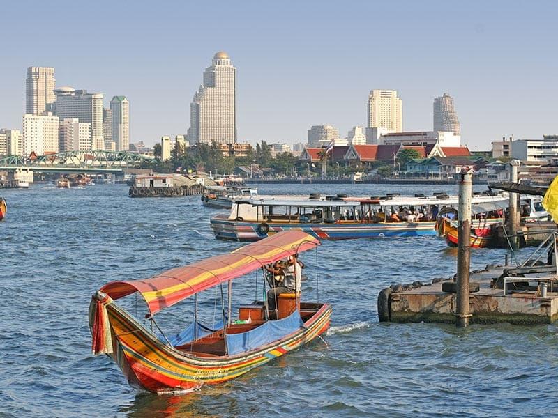 Voyage à la découverte des deux facettes de la Thaïlande