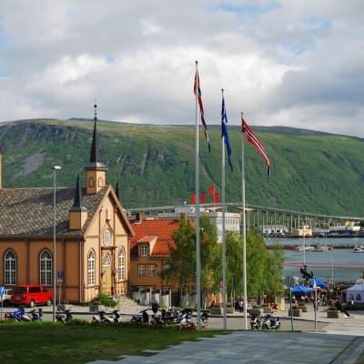 Le Musée Polaire à Tromso