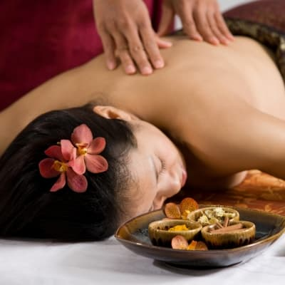 Massage Thaï traditionnel