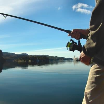 Partie de Pêche dans les Lofoten