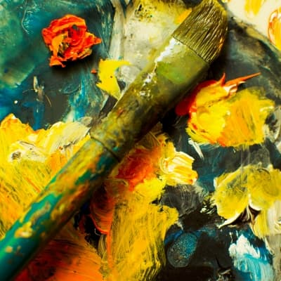 Rencontre avec un artiste peintre