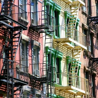 Quartiers de Soho, Tribeca, Greenwich