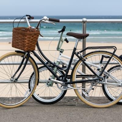 Sydney à vélo !