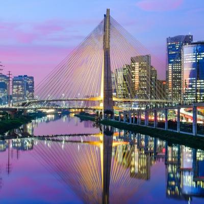 Météo à São Paulo
