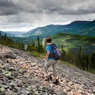 Randonnée avec un Garde-parc naturaliste