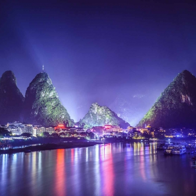 Spectacle Impression Liu Sanjie