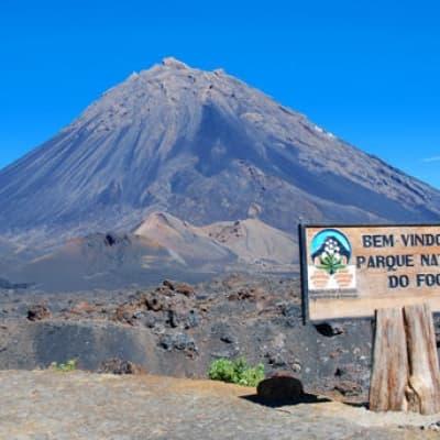 Ascension du Pico Novo : 8h