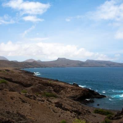 Découverte de la partie ouest de l'île