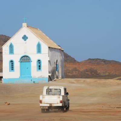 Location de voiture sur l'ile de Fogo