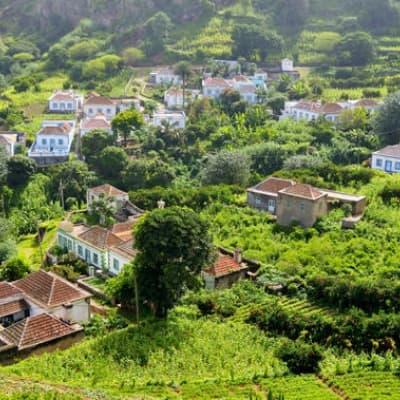 Ascension du Pico Pequeno et dégustation de vin
