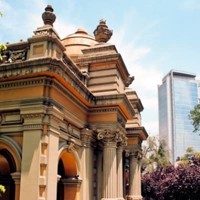 City Tour Santiago