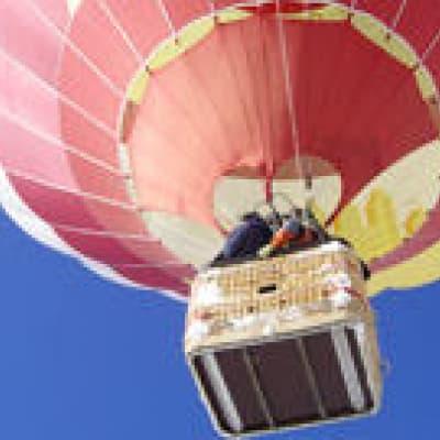 Survol de Buenos Aires en montgolfière