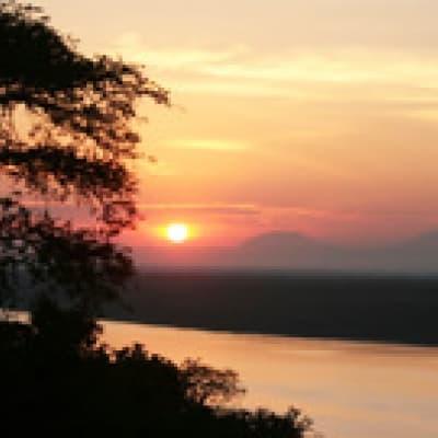 Croisière sur le canal de Kazinga