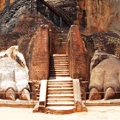 Montgolfière à Sigirya