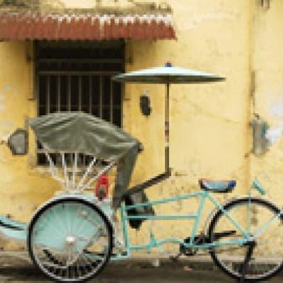 Rickshaw à Jaipur