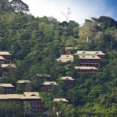 Via Ferrata du Mont Kinabalu