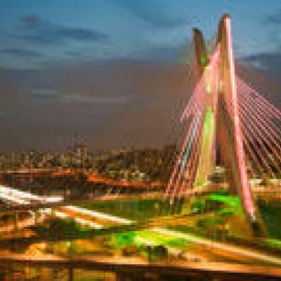 Visite de São Paulo