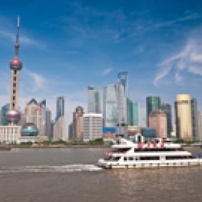 Dîner-Croisière sur le fleuve Huangpu
