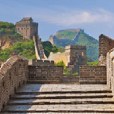 La Grande Muraille de Chine de façon insolite