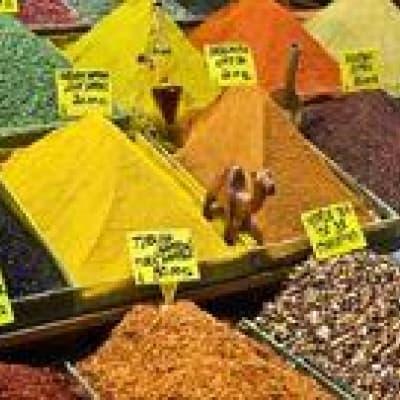 Le bazar indien