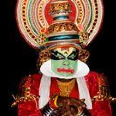 Spectacle de danses Kathakali