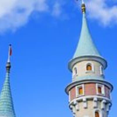 A day at Tokyo Disneyland