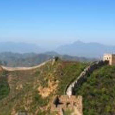 "Grande muraille de Chine ""en luge"""