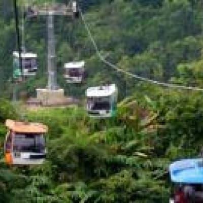 Cable Car à Langkawi