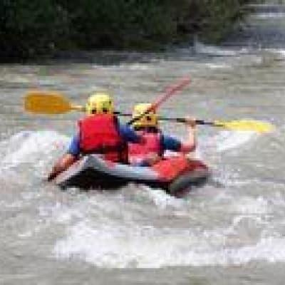 Rafting sur la rivière Padas