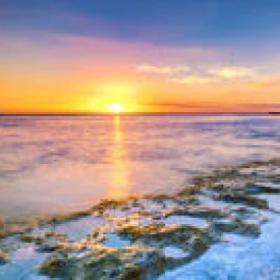 Croisière au coucher du soleil