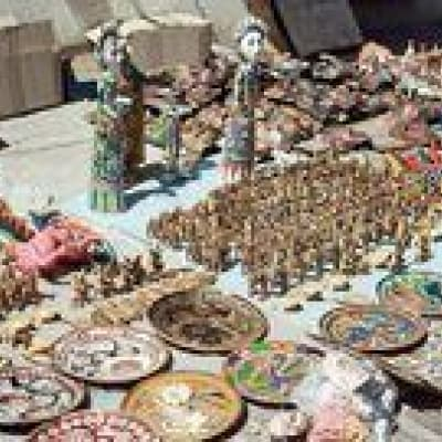 L'origine de la poterie a Coyotepec, Jalieza et Ocotlan