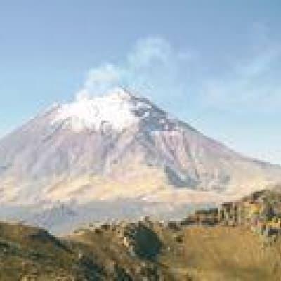 Trekking sur l'Iztaccihuatl