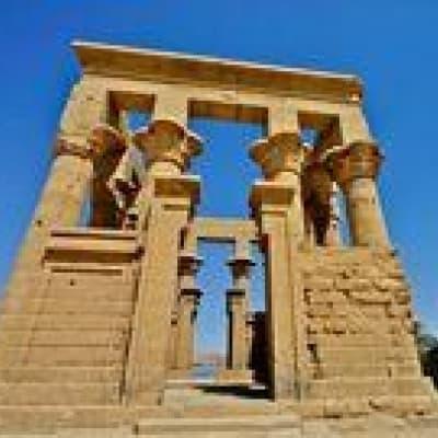 L'île du Pharaon