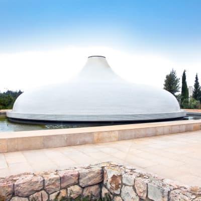 Le Musée d'Israël et son Sanctuaire du Livre