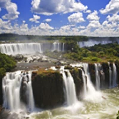 Excursion en jeep et en bateau dans le Parc National d'Iguaçu