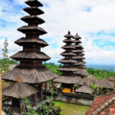 Les paysages du Mont Batur