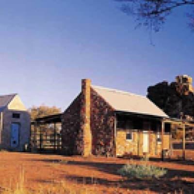 Visite du ranch