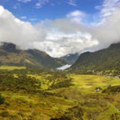 Randonnée au Salto El Chorreron