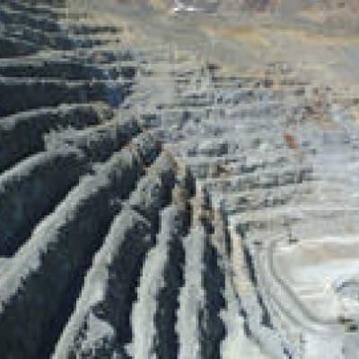 Mine de Chuquicatama
