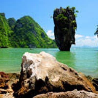 Croisière dans la baie de Phang Nga