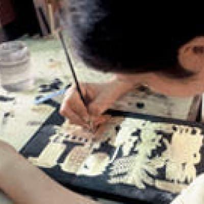 Rencontre avec l'association des artisans d'Angkor