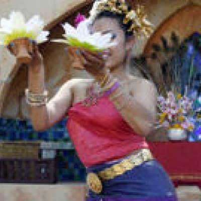 Spectacle de danses et chants montagnards