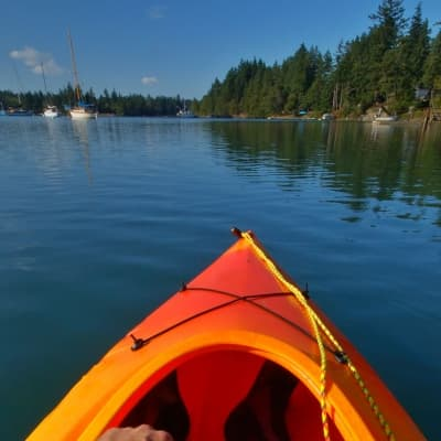 Balade en canoe-kayak