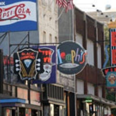 Pass musical à Memphis