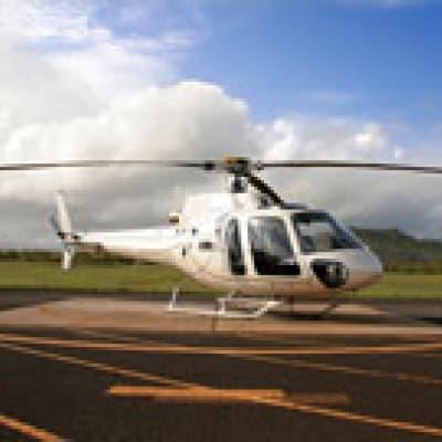 Survol en hélicoptère de Kauai