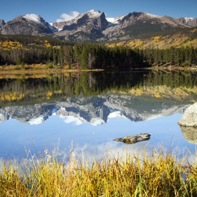 Exploration du Rocky Mountains National Park