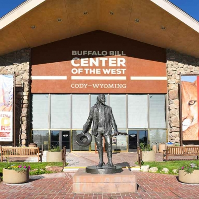 Visite du Buffalo Bill Center of the West